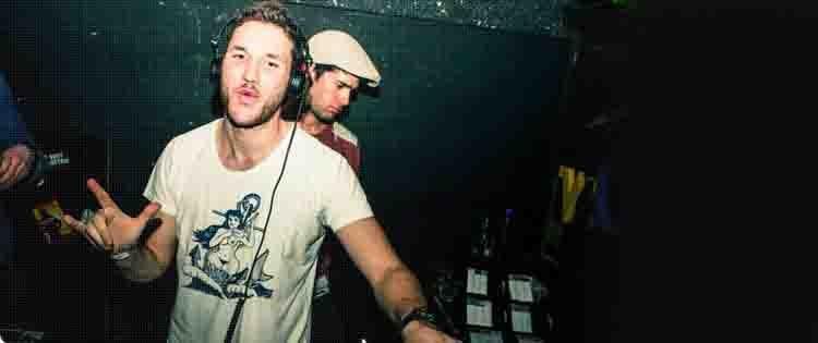 Talent DJ'sTop 5